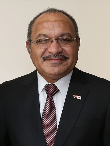 PNG: Police After Ex-PM Over Corruption Charges