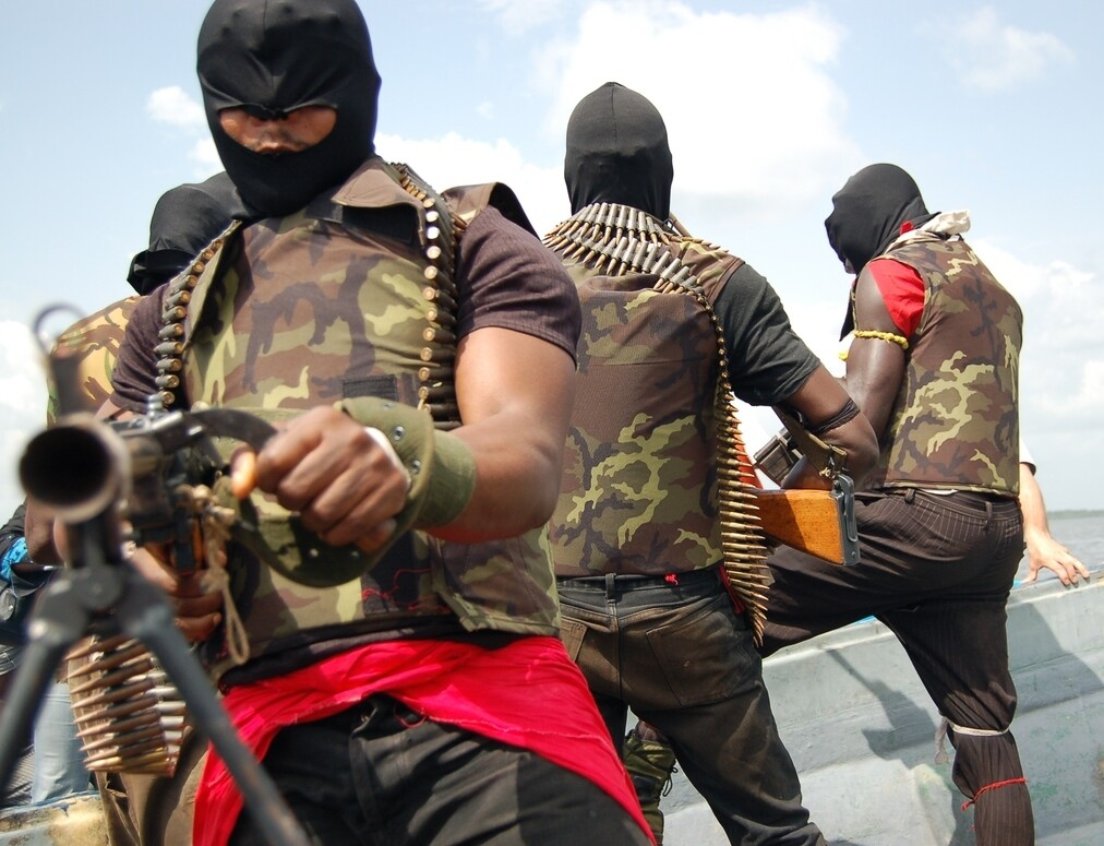 Corruption and Poverty Made West Africa Hot Spot for Piracy