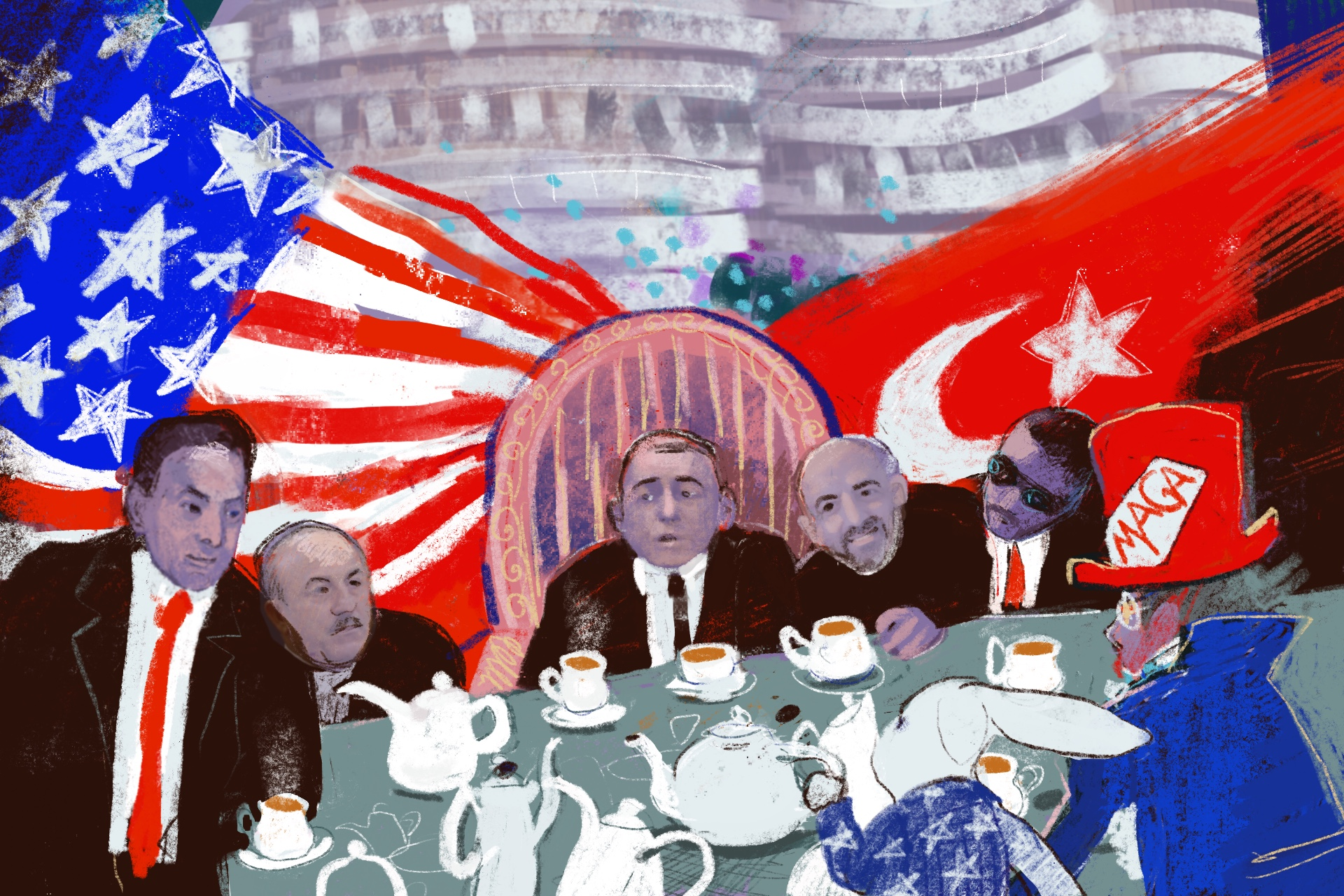 Behind Trump's Turkish 'Bromance': Oligarchs, Crooks, and a Multi-Million-Dollar Lobbying Deal